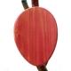Osterei rosa, groß, mit Aufhänger